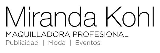 Maquilladora profesional de publicidad, moda y eventos